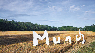 Signert Munch