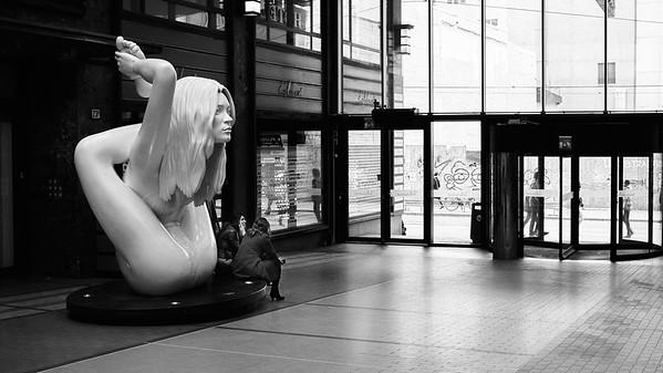 The Sphinx (Marc Quinn)