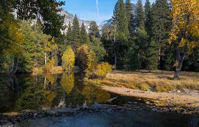 Yosemite Valley in October