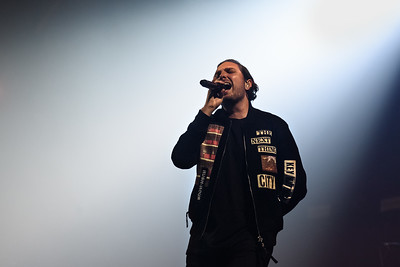 You Me At Six @ Alexandra Palace 15/04/17