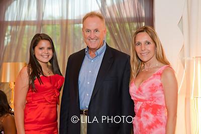 L-R: Alexandra Rydberg, Ed Sheehan, Paula Martin