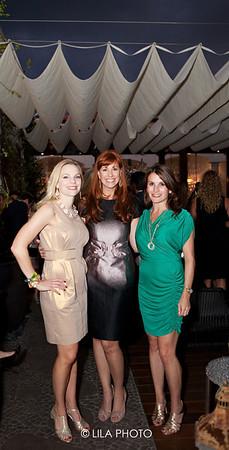 JoAnna Ballarini, Christine DiRocco, Liz Belkin