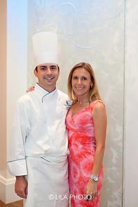Chef Ryan Artin, Paula Martin