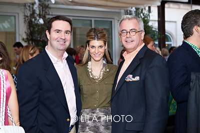 Michael Ridgdill, Katherine Lande, Stephen Mooney