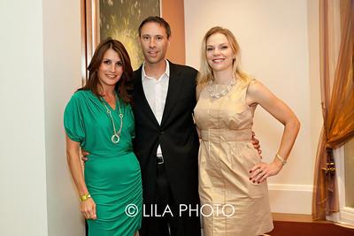 Liz Belkin, Scott Diament, JoAnna Ballarini