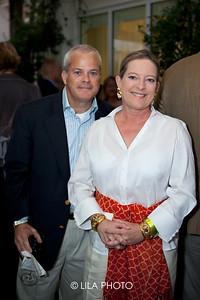 Tom Kirchhoff, Melanie Hill