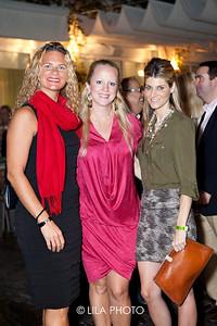 Christina Holbrook, Virginia Oatley, Katherine Lande