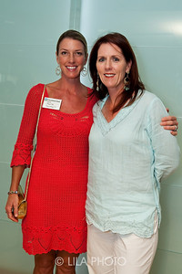 L to R:  Marla Fountain and Michelle Goldstein.