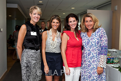 L to R:  Jennifer McGreevy, Katherine Laude, Katherine Shenaman, and Colleen Orrico.