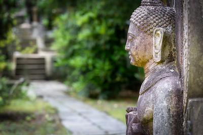 Ankokuronji Statue 1