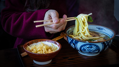 Chopsticks and Ramen