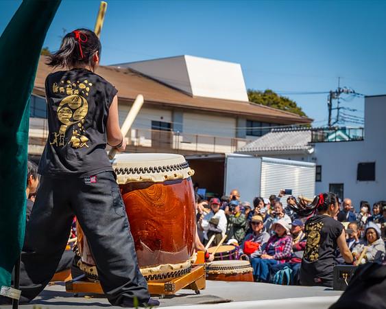 Taiko Drum 7