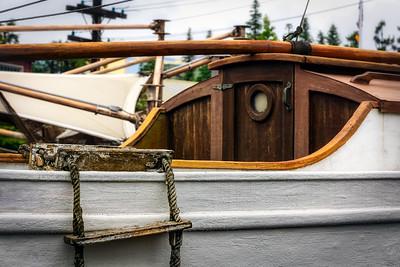 Sailboat Ladder