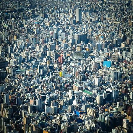 Tokyo Aerial 5