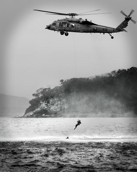 Rescue Swimmer 8