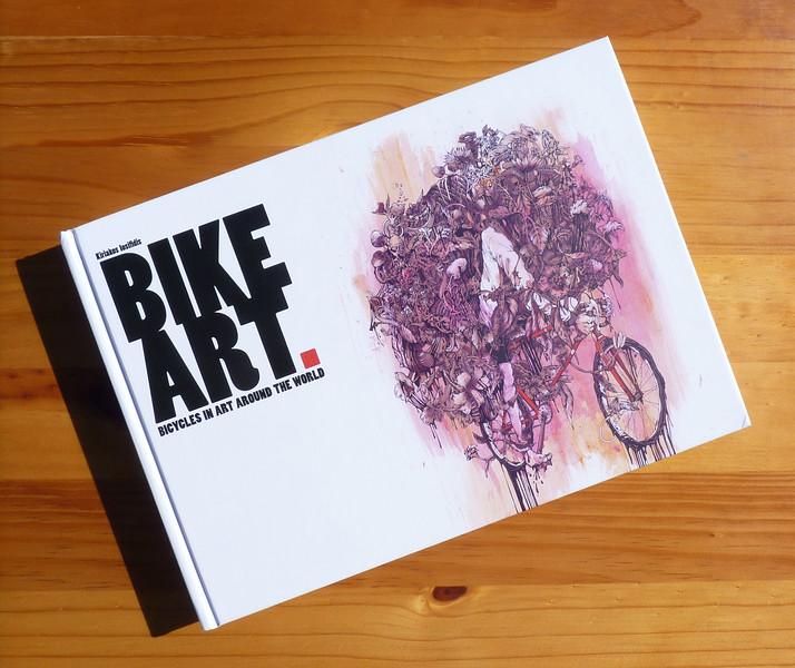 Bike Art book