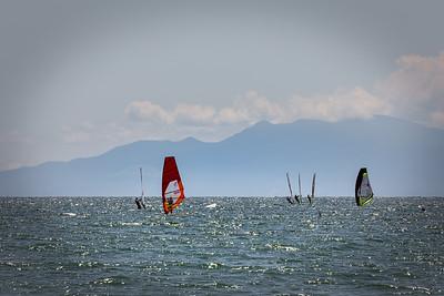 Windsurfing Sagami Bay 2