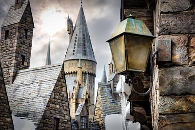 Wizarding World Lamp