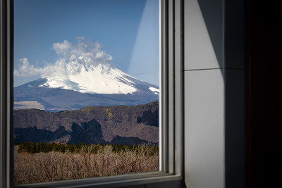 Window of Fuji