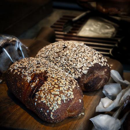 Fresh Bread in Tokyo