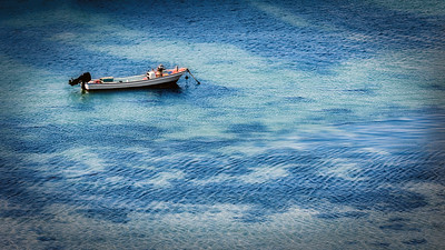 Anchored Alone