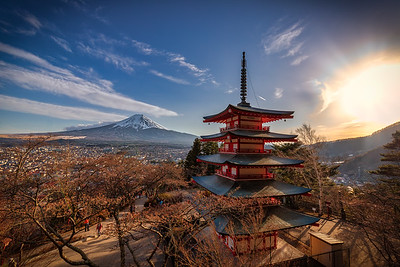 Chureito Pagoda 1