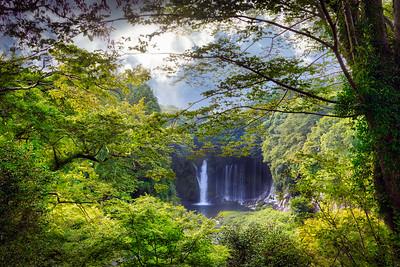 Shiraito Falls 8