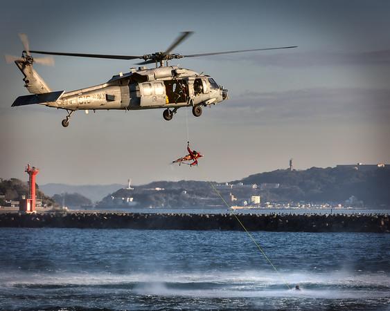 Stretcher Rescue