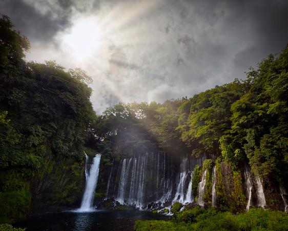 Shiraito Falls 12