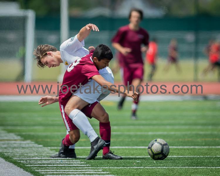 2019-05-18 17U/02 ECNL Beach FC vs Slammers FC