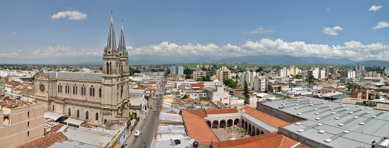 Salta city, North Argentina