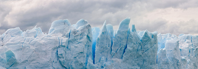 Perito Moreno glacier detail, near El Calafate, Argentina