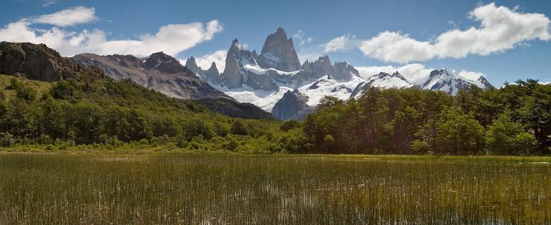 Cerro Fitz Roy, 3405m