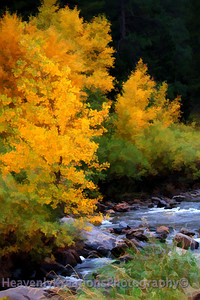 Fall on the Big Thompson