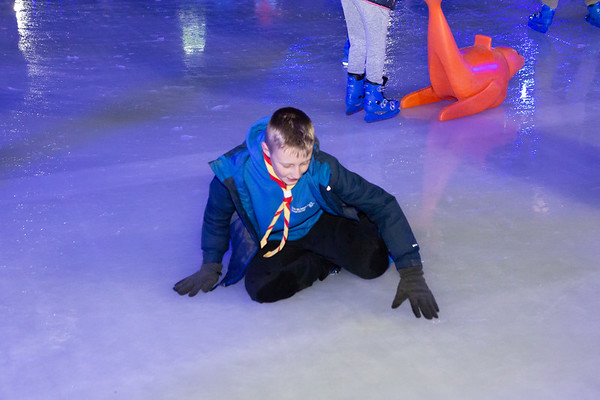 2019 - St Johns Ice Skating trip 006