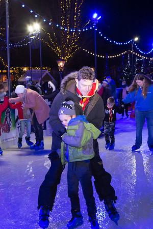 2019 - St Johns Ice Skating trip 003