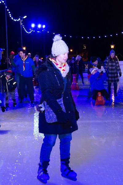 2019 - St Johns Ice Skating trip 019