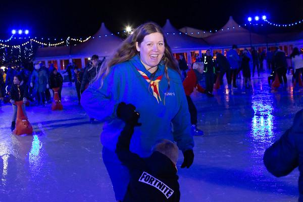 2019 - St Johns Ice Skating trip 005