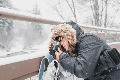 Photography On The Bridge