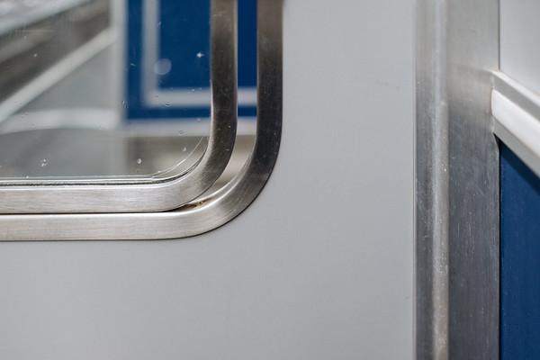 Light Rail Window Trim