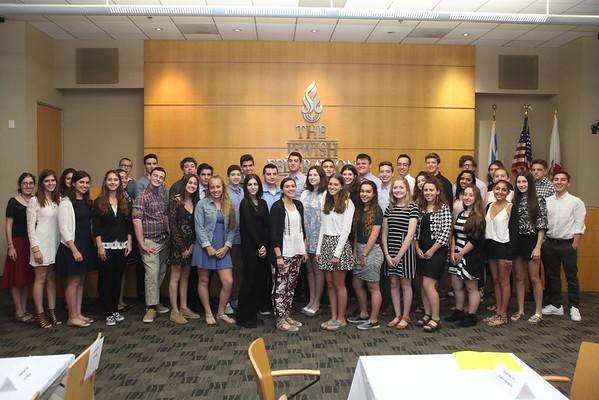 Community Internship Program Graduation