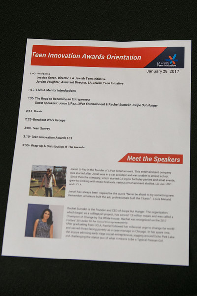 Teen Innovation 1-29-17