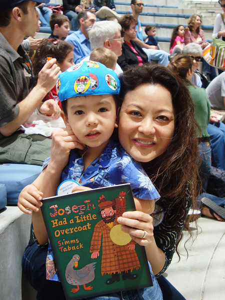 PJ Library Family Day at Skirball