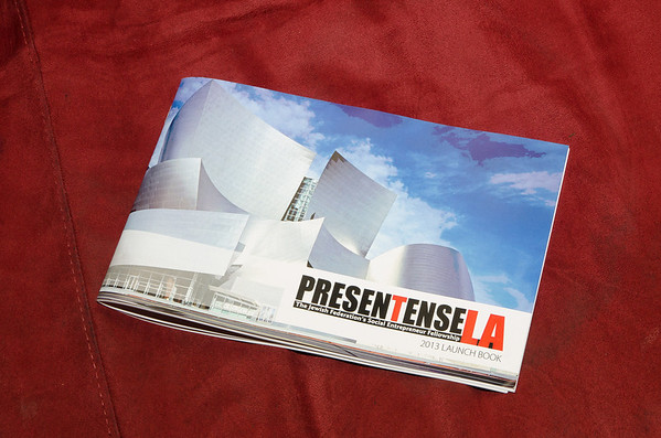2013 PresenTenseLA Launch Night