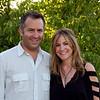 Hosts Michael and Stephanie Weisberg