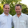 From left:  Brian Weisberg, Michael Weisberg