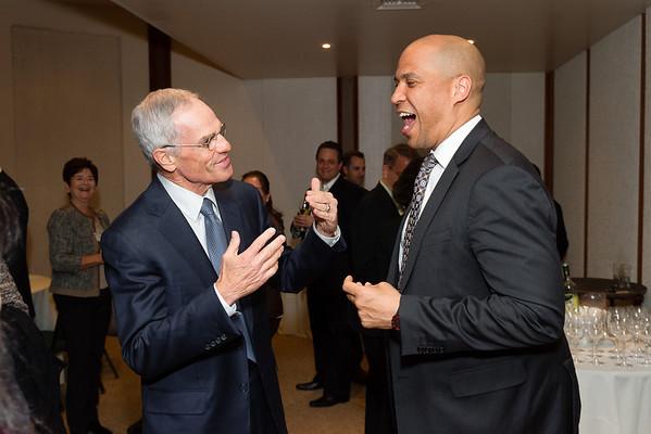 Mayor Booker Visits JFC-LA
