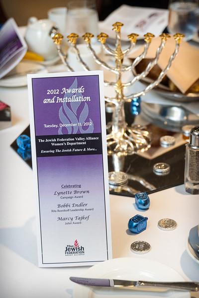 2012 VA WD Awards