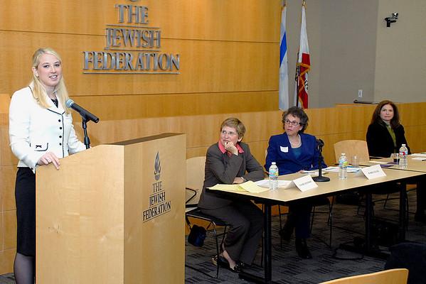 Women's Rabbinic Panel 2010