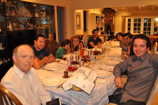 2014 - 1,000 Shabbats